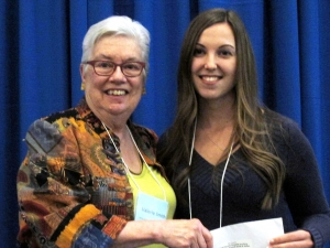 CAMOSUN NURSE EARNS OUR DONATION